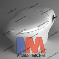 toilet_00017-3d-max-model