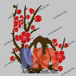 wall-sticker_00003-3d-max-model