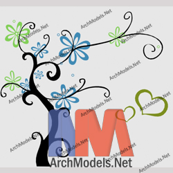 wall-sticker_00016-3d-max-model