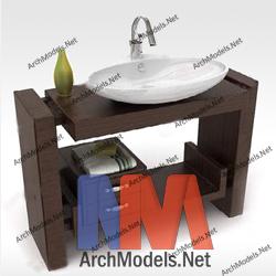 wash-basin_00018-3d-max-model